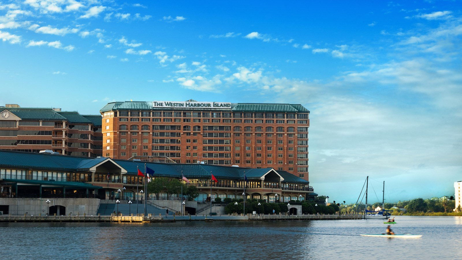 The Westin Tampa Waterside - Tampa Water Taxi Co.