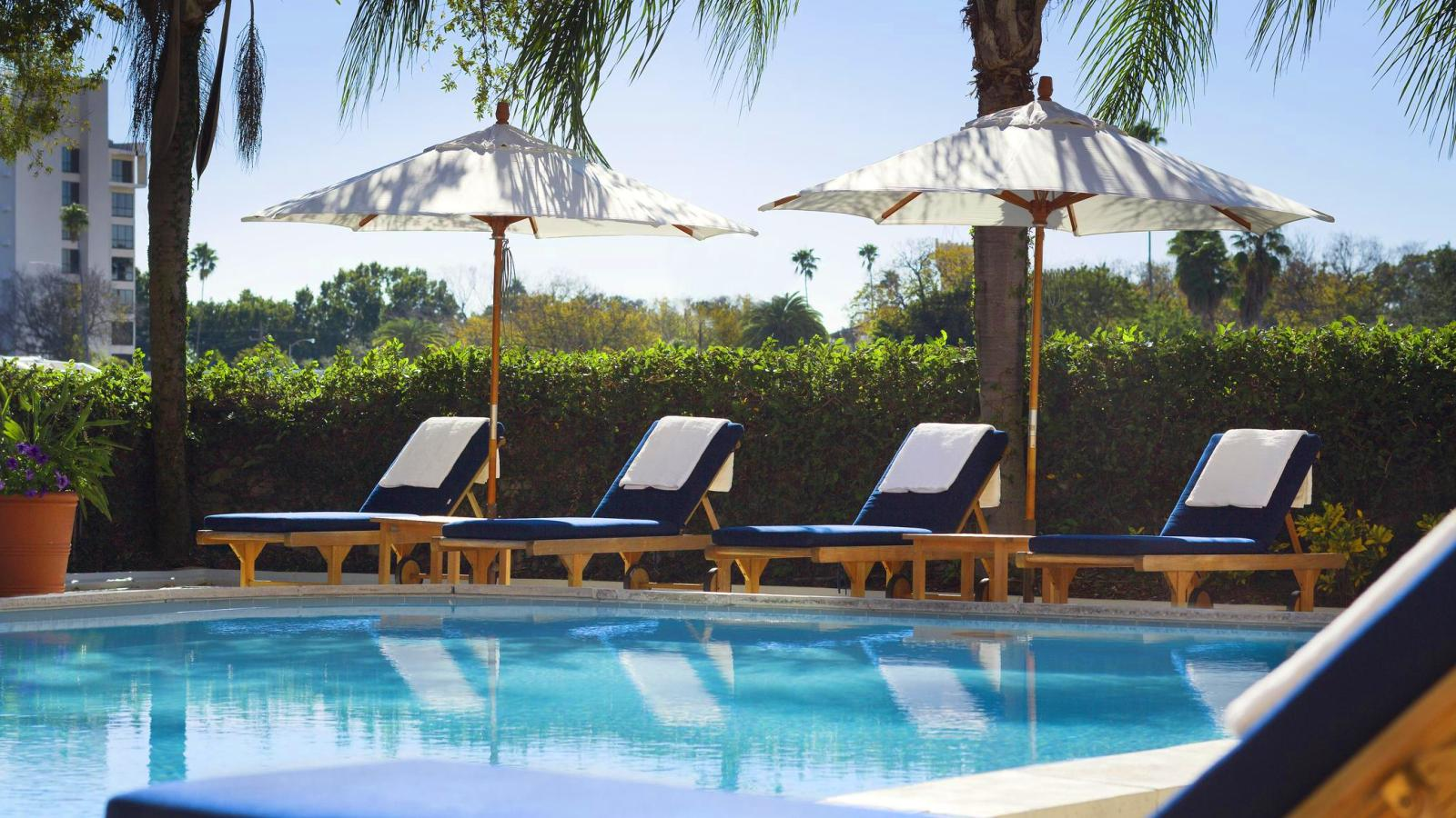 Pool Facilities at The Westin Tampa Harbour Island