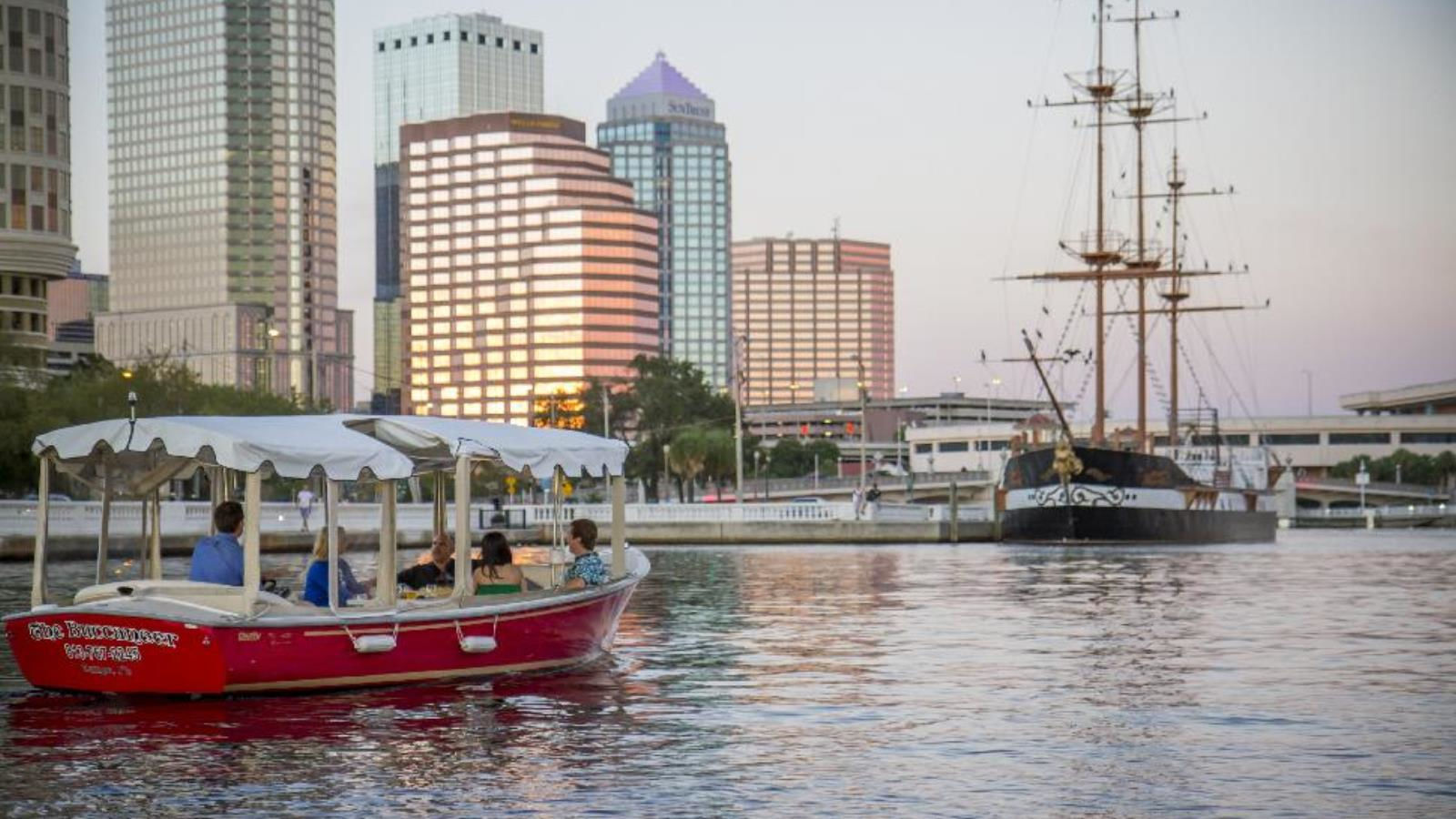 The Westin Tampa Waterside - eBoats Tampa