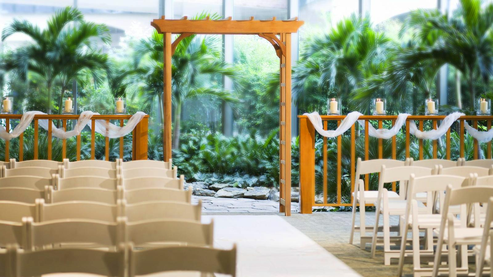 Wedding Ceremony | The Westin Tampa Waterside