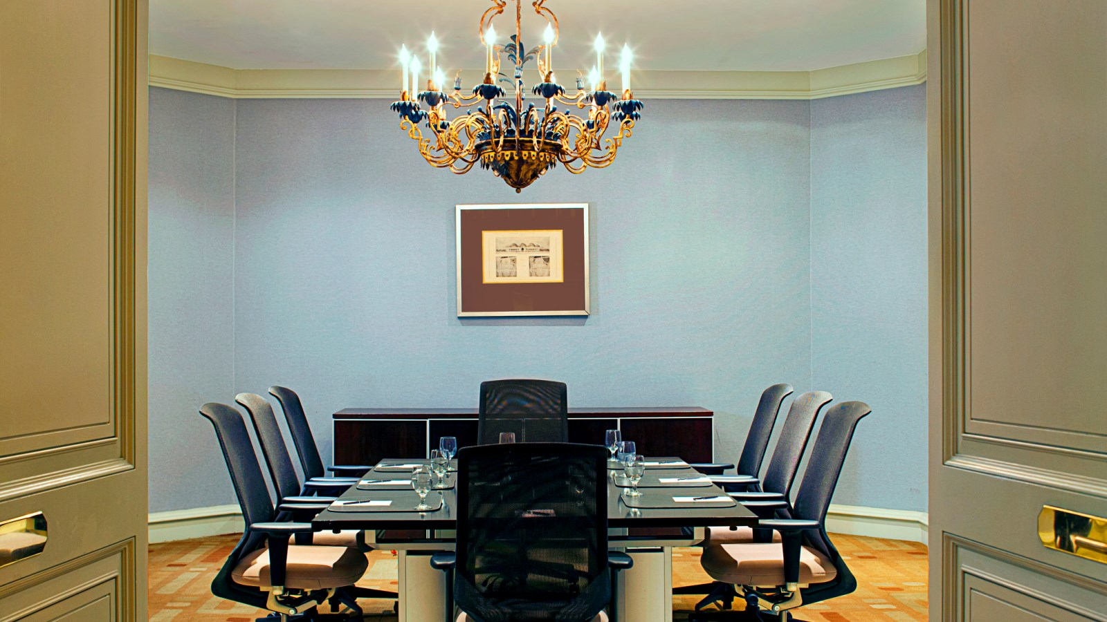 Board Room | The Westin Tampa Waterside